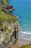 Abrigo de Bossiney Foto de Stock Royalty Free