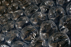 Abrigo de burbuja abstracto Fotos de archivo