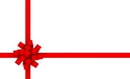Abrigo de regalo Imágenes de archivo libres de regalías