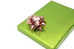 Abrigo de regalo Fotografía de archivo libre de regalías