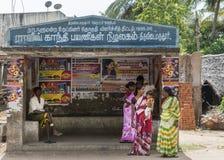 Abrigo do transporte público Imagens de Stock Royalty Free
