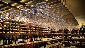 Abrigo do vinho Fotografia de Stock