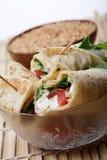 Abrigos del queso Imagenes de archivo