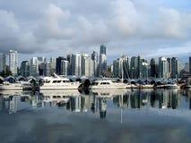 Abrigue la visión en Vancouver Foto de archivo