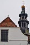 Lange janeiro Middelburg Imagem de Stock Royalty Free