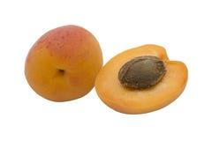 Abrikozenfruit Stock Foto