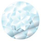 Abril Birthstone - diamante ilustração do vetor