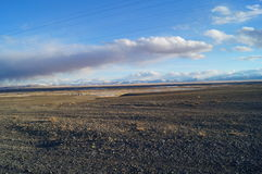 abril em Altai  Fotos de Stock Royalty Free