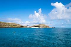 Abrolhos群岛,在巴伊亚南部,巴西 库存图片