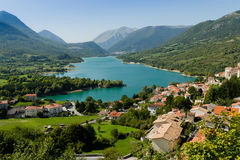 Abruzos, Italia Imagen de archivo