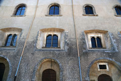 Abruzzo. Along the streets of Tagliacozzo Stock Photography