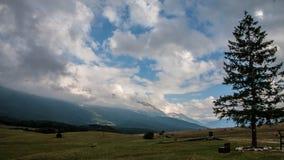Abruzzo bergsikt Royaltyfria Foton