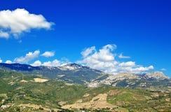 Abruzzo bygddecies Royaltyfria Foton