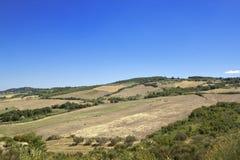 Abruzzo cuntrysidequinquies Royaltyfria Foton