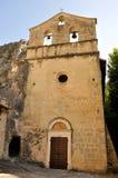 Abruzzo eremitboning Royaltyfri Foto
