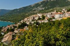 Abruzzo Italien Royaltyfria Foton