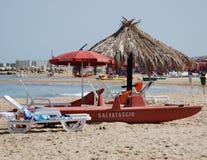 abruzzo lifeboat Royaltyfri Bild