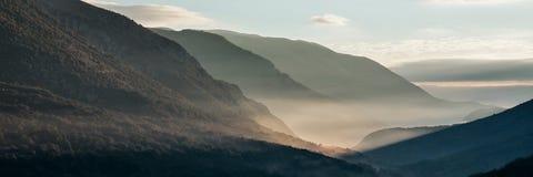 Abruzzo nationalpark, Italien Royaltyfri Fotografi