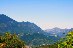 Abruzzo Valley stock images