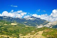 Abruzzo wsi duodecies Obraz Stock