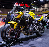 ABS de Kawasaki z650 Photo libre de droits