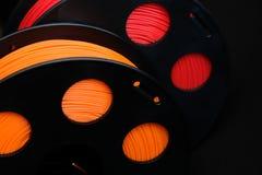ABS klingeryt dla 3D drukarki zdjęcie stock