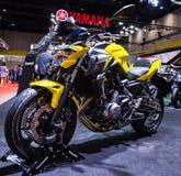 Abs van Kawasaki z650 Royalty-vrije Stock Foto