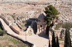 absalom τάφος στοκ φωτογραφίες