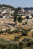 Absalom tomb, Jerusalem Royalty Free Stock Images