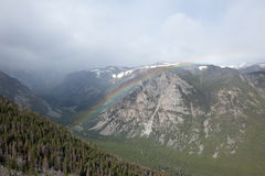 Absaroka berg Arkivbild