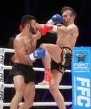 Abschließende Kampf-Meisterschaft FCC Lizenzfreies Stockbild