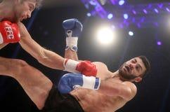 Abschließende Kampf-Meisterschaft FCC Stockfoto