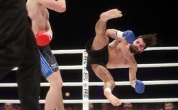 Abschließende Kampf-Meisterschaft FCC Lizenzfreie Stockfotografie