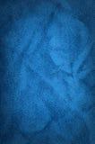 Abschluss des blauen Papiers oben Lizenzfreie Stockfotografie