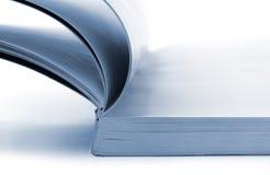 Öffnen Sie Katalog Lizenzfreies Stockbild