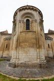 Abse d'église d'Aulnay de Saintonge Photographie stock