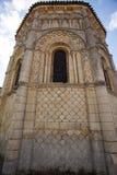 Abse d'église de Rioux Photographie stock libre de droits