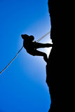 abseiler Image stock