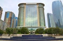 Absheron-Marriott hotel obraz stock