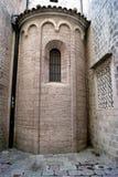 Absid av domkyrkan av St Tryphon Arkivfoton