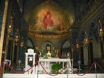Absid av kyrkan av St Alphonsus Liguor Royaltyfri Foto