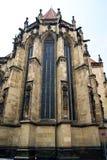 Absid av kyrkan av St Lambert Arkivfoto