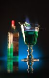 absinth Obrazy Royalty Free