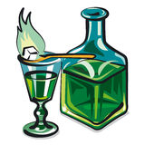 Absinthe Stock Photos