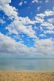 absoluta mauritius Arkivfoto