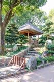 Absolute perfectie in Nan Lian Garden, Chi Lin Nunnery, Hong Ko stock afbeelding