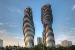 The Absolute World, condominiums found in Mississauga, Canada Stock Photography