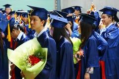 Absolvent, junges Personalwesen Lizenzfreie Stockbilder