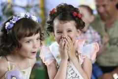 Absolwenci dzieciniec obraz royalty free