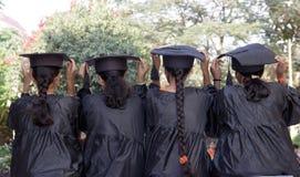 absolwentów Fotografia Royalty Free